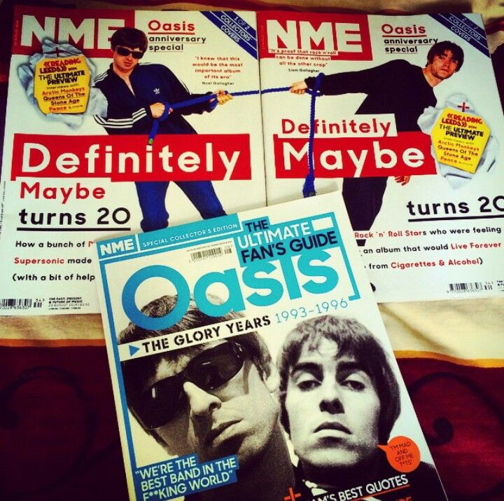 Newly triple collection. NME megazine.
