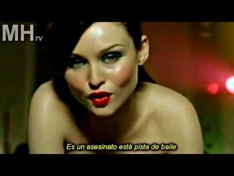 "Sophie Ellis Bextor, ""Murder on the Dance Floor."" — This was the song I grooved to in 2002. Brings back memories."