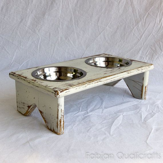Hey, I found this really awesome Etsy listing at https://www.etsy.com/listing/219903604/small-wooden-elevated-pet-food-and-water