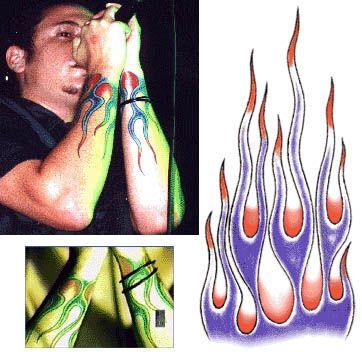 Resultado de imagem para chester wrist tattoo design png