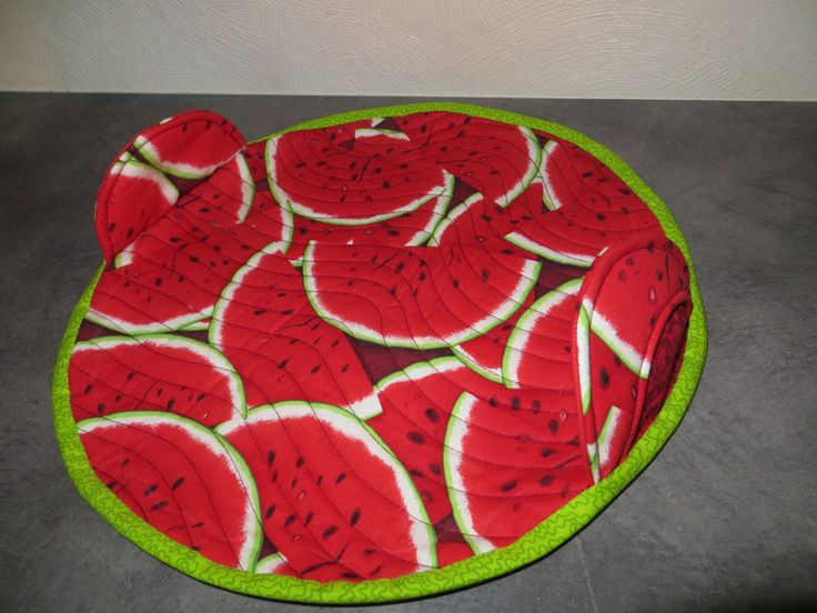 Tærtefutter. mønster: Den lillelade
