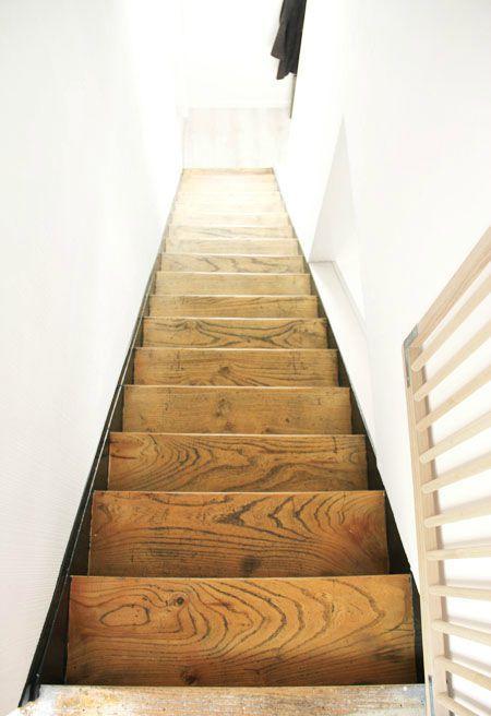 1000 id es sur le th me cage d 39 escalier noire sur for Couleur montee escalier