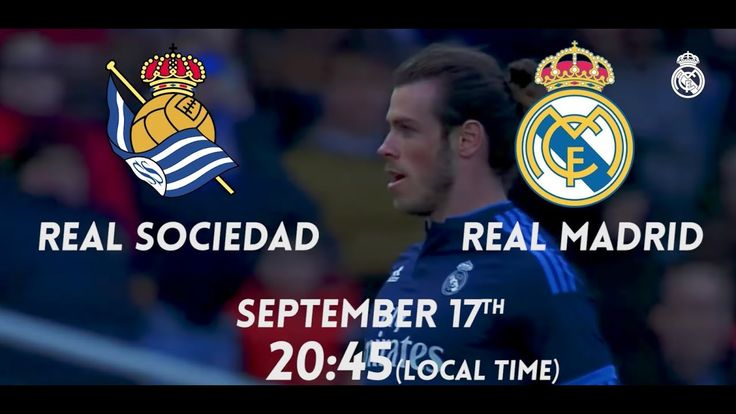 Youtube PREVIEW: Real Sociedad vs Real Madrid