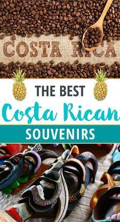 A List of the Best Souvenirs from Costa Rica