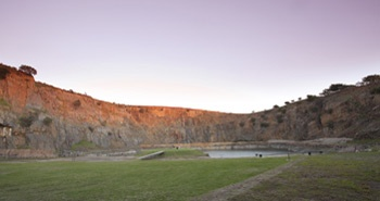 I think the Quarry at Hillcrest is stunning
