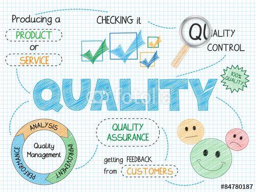 Vector: QUALITY Vector Sketch Notes