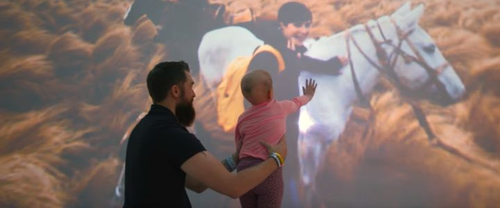 Çocukların Hayal Gücüne Sanal Gerçeklik Desteği: Dream Adventures