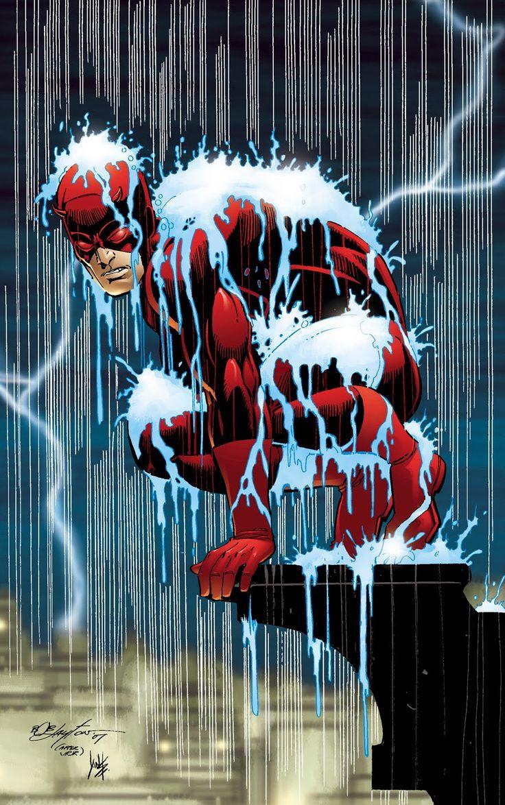 Daredevil by Bob Layton (tribute to JRJr)