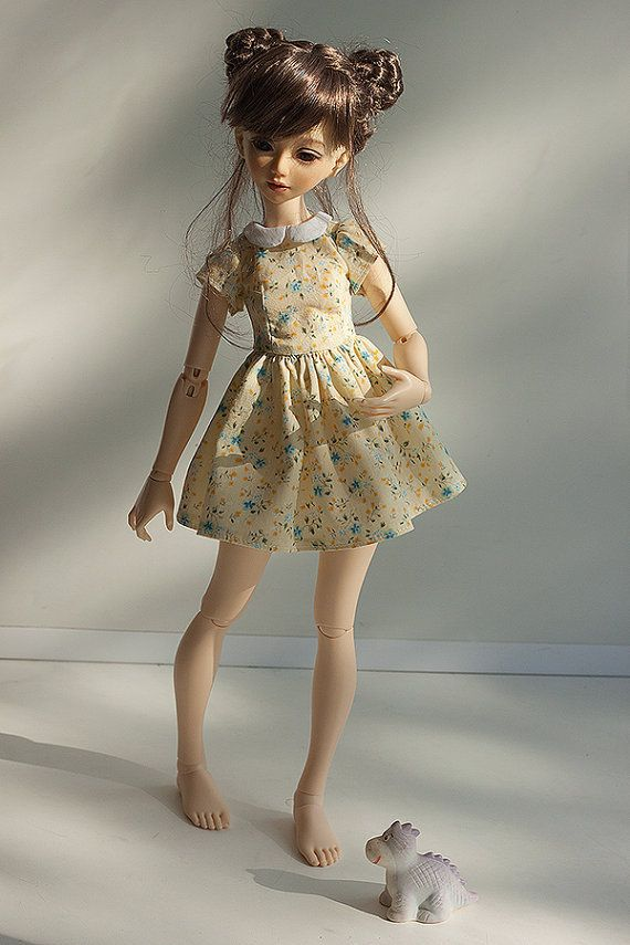 MSD BJD Clothes  Mini dress 1 Fairyland Minifee от Nulizeland #bjd #abjd #bjdclothes #bjdfashion #fairyland #minifee #fairylandmnf #unoa #unoalusis #msd #slimmsd #bjdsewing #dolls #nulizeland