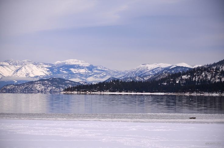 South Lake Tahoe CA/Nevada, Winter http://www.ekiem.de/2016/01/travel-westcoast-tour-bilder-post.html