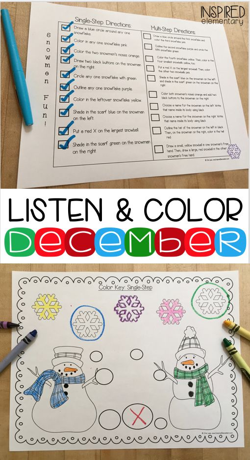Students LOVE this activity! A weekly way to practice (and record a grade) for listening skills. No Prep so it's easy to leave for a sub, too!