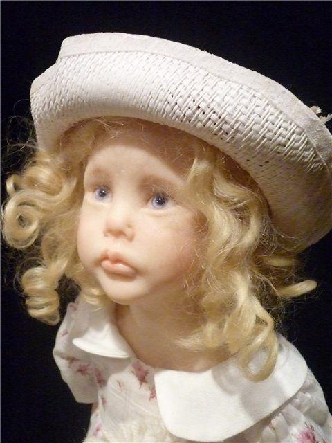 Уникальные авторские куклы Лауры Скаттолини. | Наслаждение творчеством