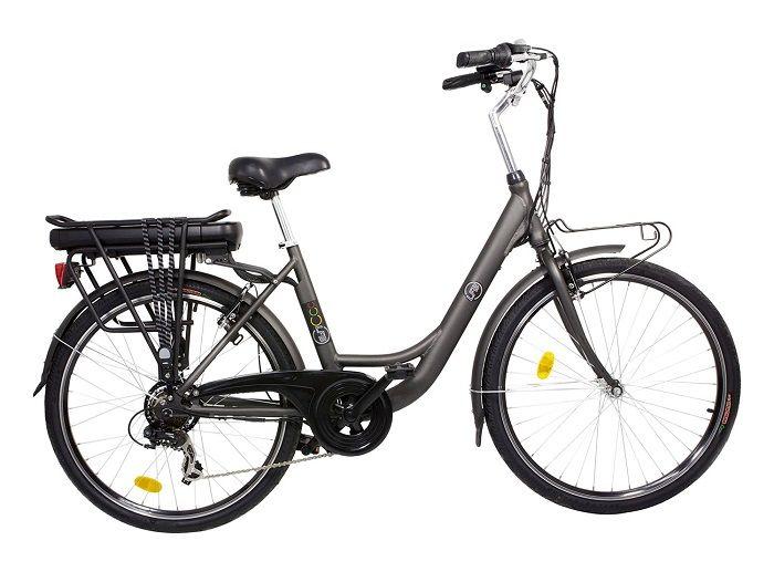 LFB CT26 Vélo électrique Gris pas cher prix promo Vélo électrique Amazon 909.98 €