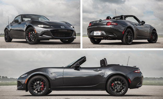 2016 Mazda MX-5 Miata Club Test – Review – Car and Driver