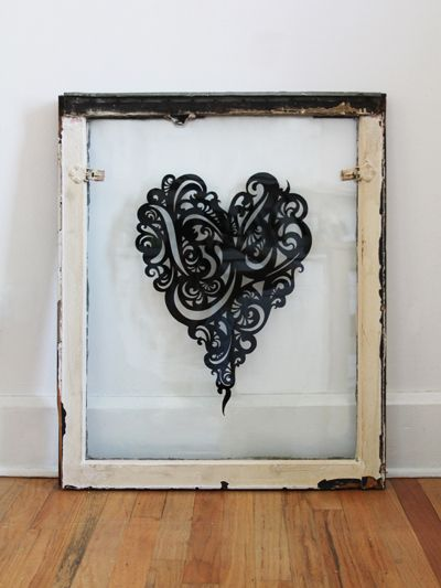 Freehand Painting I by Emmy Star Brown, via Behance