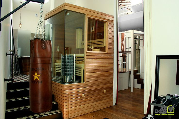 Images about gym with guest mezzanine and ensuite on