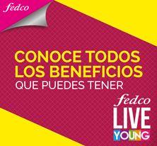 Este programa está dedicado a ti: http://www.fedco.com.co/liveyoung.aspx