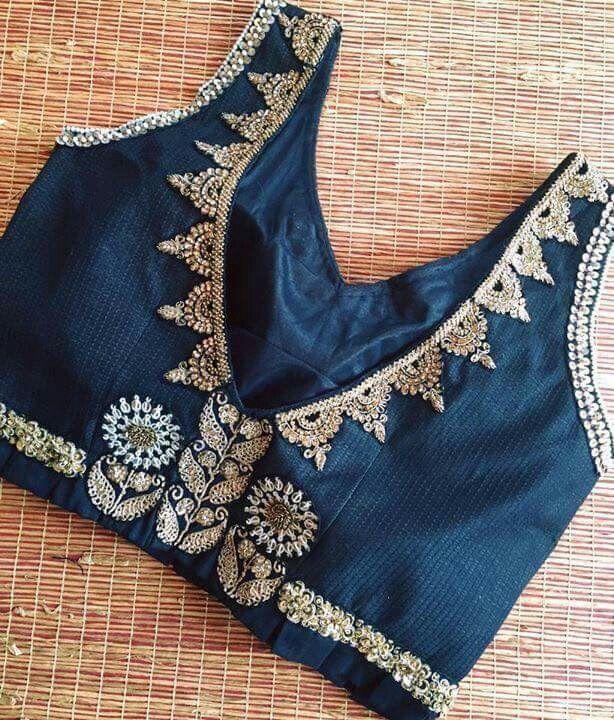 saree models, latest saree design, best designer sarees @ http://ladyindia.com