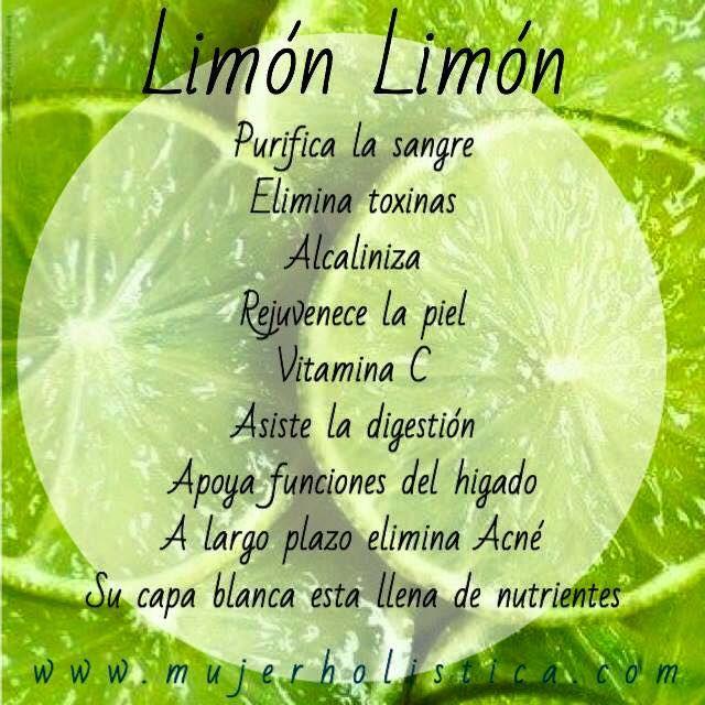 Èchale limón a todo!!! www.mujerholistica.com/tienda