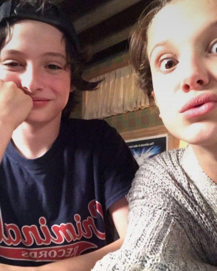 Finn e Millie  Meu casal