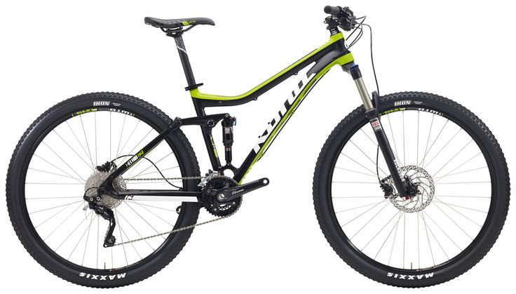 KONA BIKES | 2015 BIKES | XC RACE LIGHT | HEI HEI
