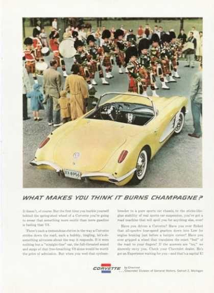 Corvette Models