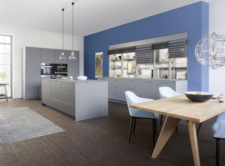 Kuchyně s ostrůvkem představuje typické řešení současného kuchyňského prostoru.