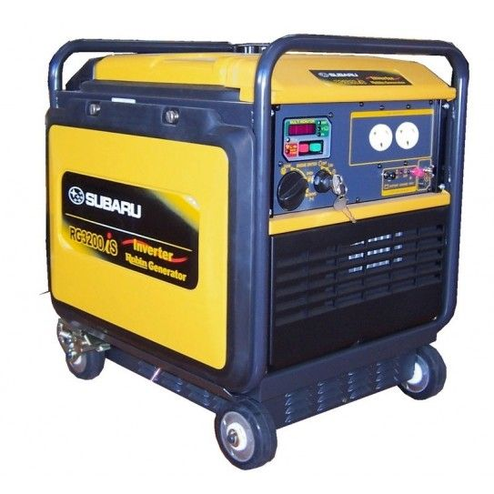 There's a reason why the Subaru RGi inverter range was used during the Melbourne Commonwealth Games; it cannot be outdone when it comes to reliable power. The portable silent generators were used to provide the consistent clean power needed to run the security metal detectors and other security appliances.