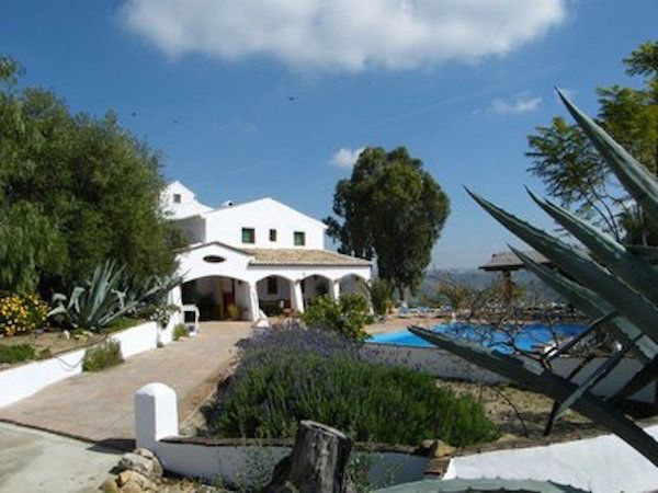 Located in Olvera Serrania de Ronda this rural Spanish hotel lies in the heart of Andalusia. Priced at €995,000.