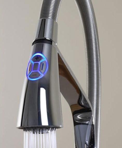 Zdjęcie 4 - Baterie kuchenne – nowoczesność i design