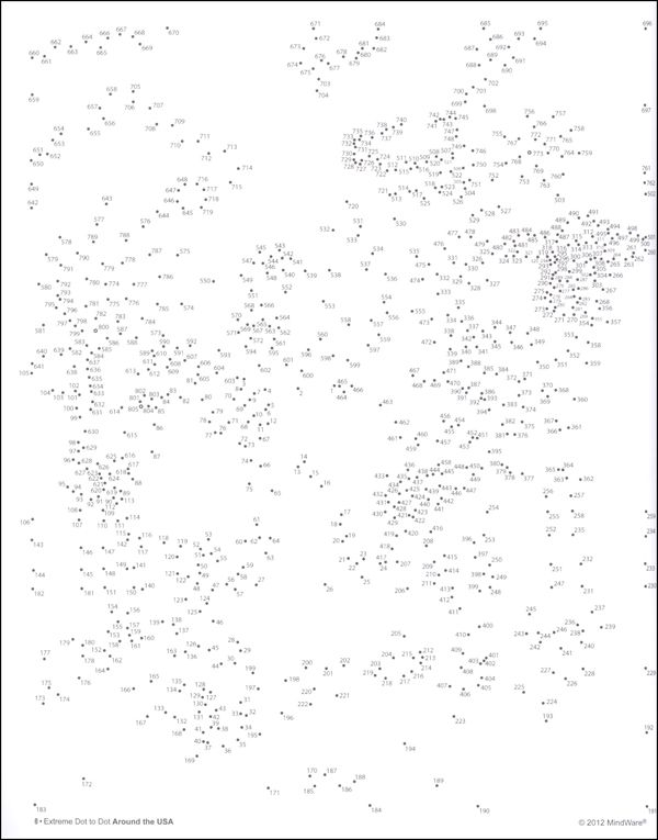 Best Dot To Dot Images On   Connect The Dots Dot To
