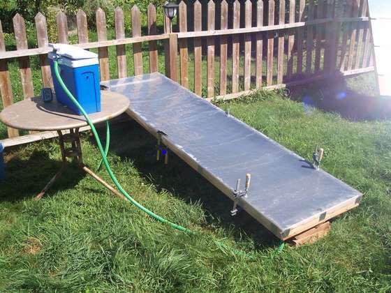 32 best Chauffe eau solaire DIY images on Pinterest Solar heater