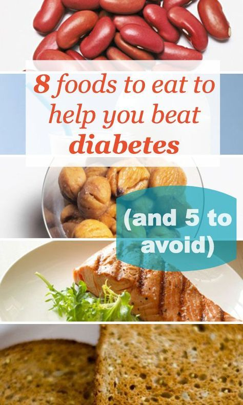 Best And Worst Foods To Eat With Diabetes