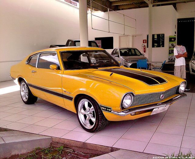 1974 Ford Maverick GT
