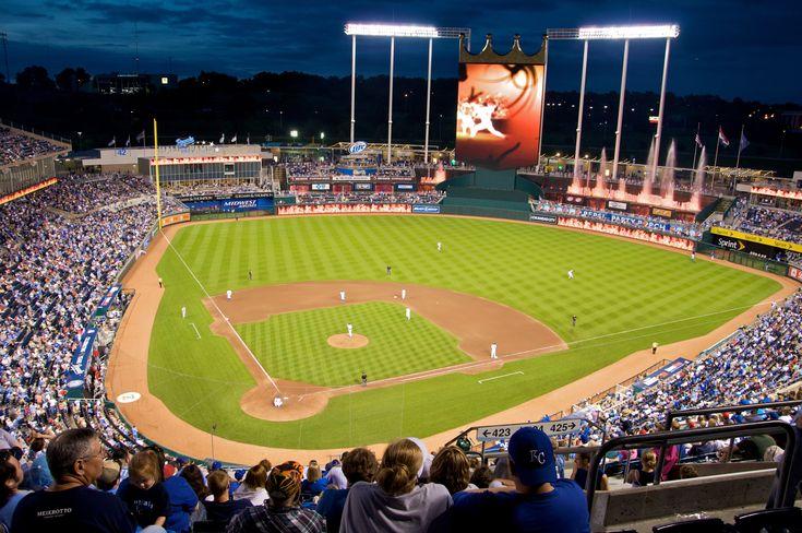 Kaufmann Stadium, Kansas City, MO
