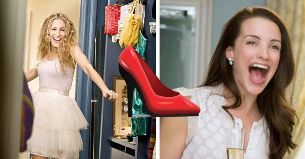"Add 12 Clothing Items To Your Closet And We'll Tell You Which ""Sex And The City"" Character You're Most Like"