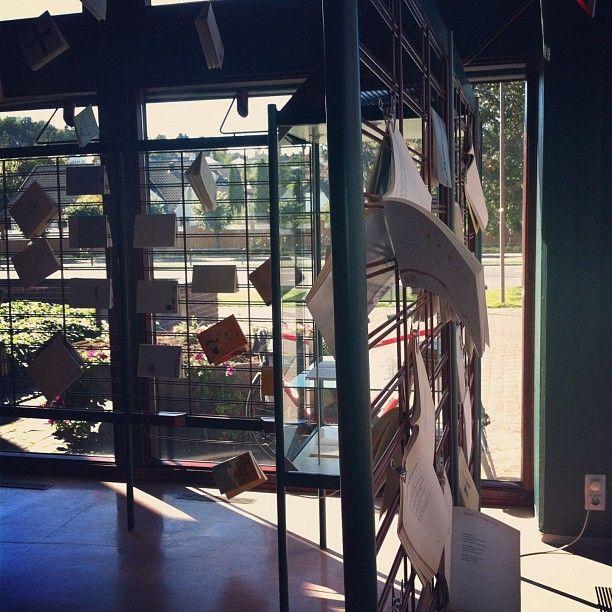 """@sandefjordbibliotek's photo: """"#mittbibliotek #poesi #diktbøker"""""""