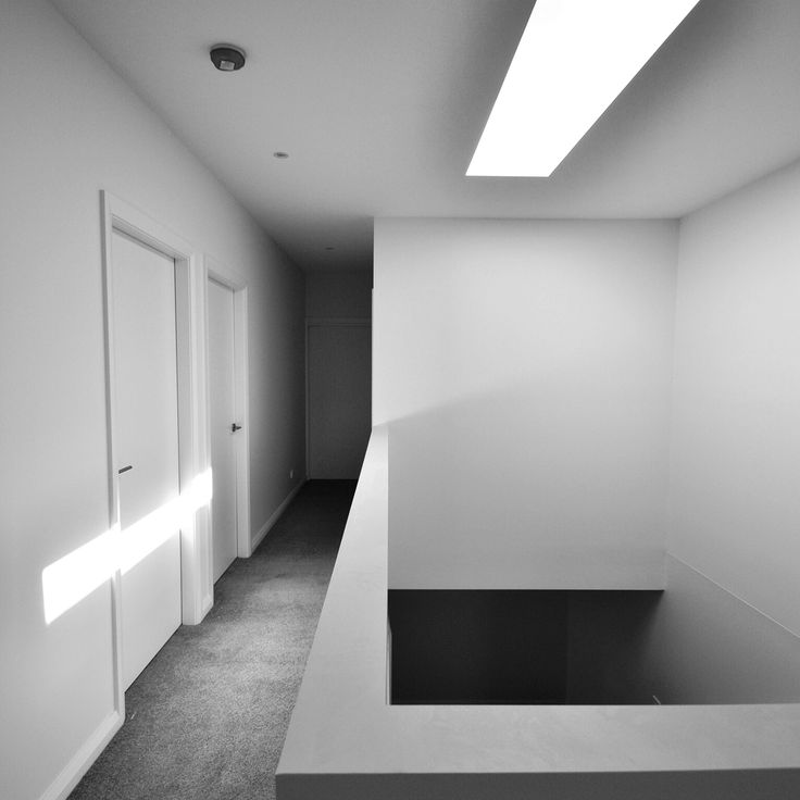 Toowoon Bay   interior stair void