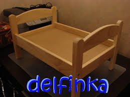 Картинки по запросу выкройки кроватки для кукол