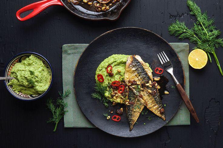 Dette er min andre oppskrift som ny ambassadør for Norges sjømatråd Godfisk. Godfisk skal presentere livretter som er en matfilosofi å leve med. Sunn mat som gjør godt for både kroppen og hjernen, som du har lyst på og gleder deg til å ...