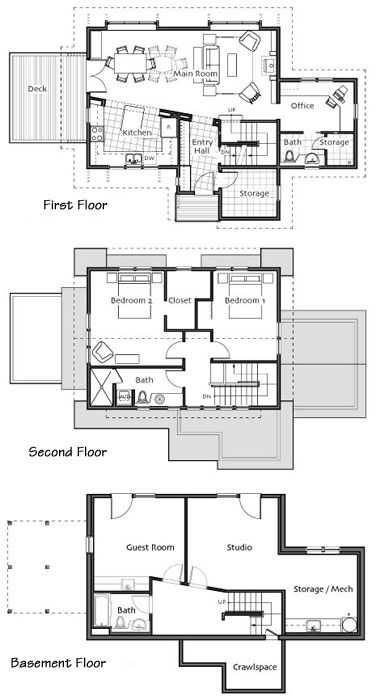 big entryway!  add laundry/dryer to that storage room.  turn the office wing into a bedroom?