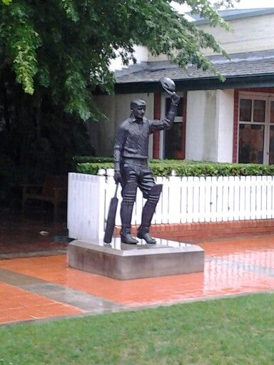Bradman Museum & International Cricket Hall Of Fame in Bowral, NSW