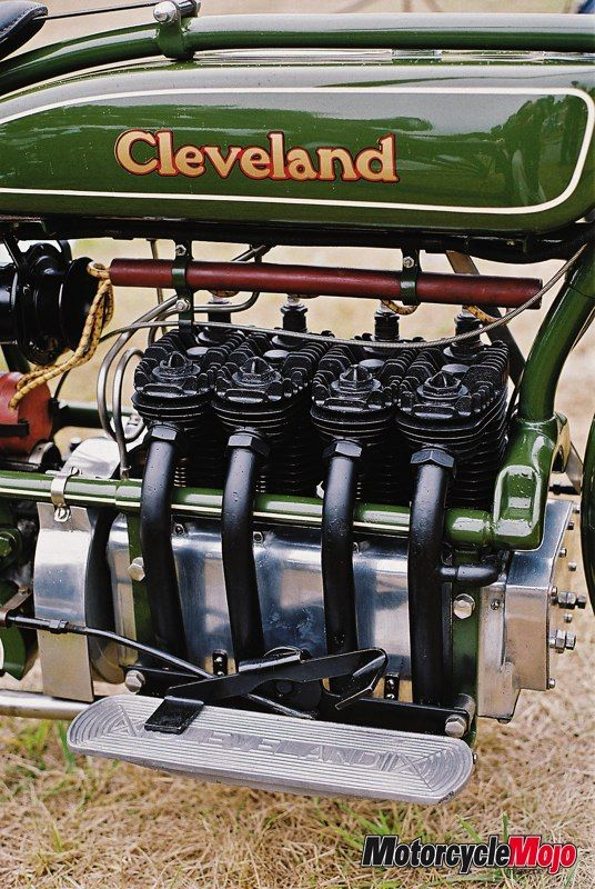 cleveland 4 cylinder motorcycles | America's Early In-Line Fours – Motorcycle … – Motorcycle Photo Of The Day