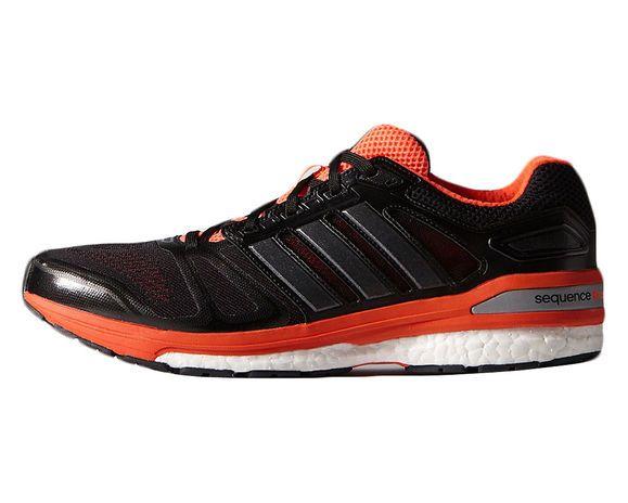 #Supernova_Sequence_7 Homme #Chaussure_de_Running #Adidas_Running La #chaussure_de_running #Adidas #Supernova_Sequence_7 est une idéale pour les foulées pronatrices sur toutes les distances et toutes les allures. Ses points forts sont la présence de la technologie Boost pour la semelle intermédiaire. Cette gomme allie légèreté, résiliance et dynamisme. Egalement, le 'Stable Frame' au niveau du médio-pied assure une parfaite stabilité du pied lors de la phase de transition.
