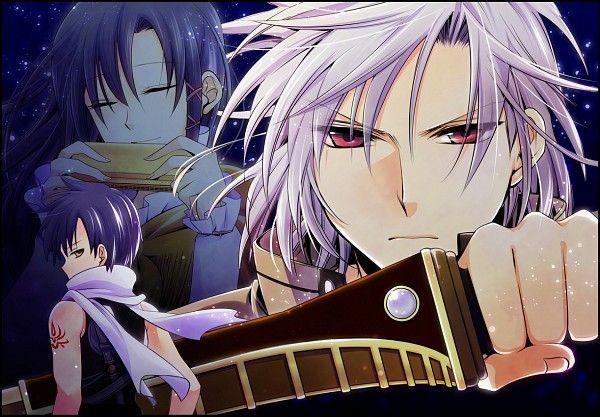 Tags: Anime, Pixiv Id 102161, Falcom, Sora no Kiseki, Joshua Astray, Leonhardt (Sora No Kiseki)
