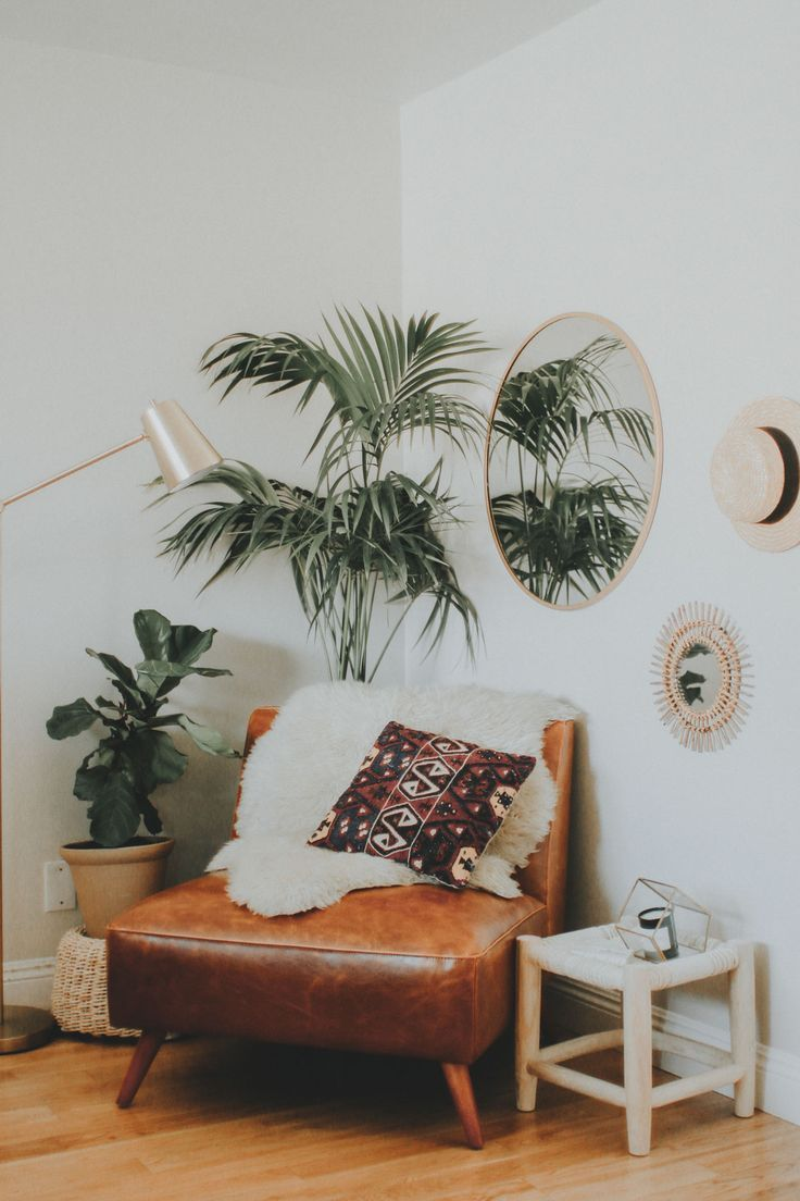 When moving into a new apartment, you start with the basics. A couch. A coffee table. A rug. A lamp. But once you get everything moved in, you look over, and it seems like there's always a weird co… #LampBedroom