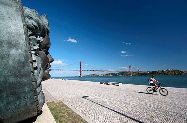 """Long Weekend in Lisbon 
