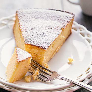 Zitronen-Mandelkuchen Rezept   Küchengötter