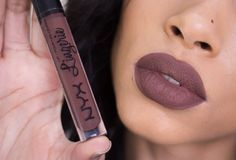 Freshlengths | NYX Lip Lingerie Lipstick in Teddy