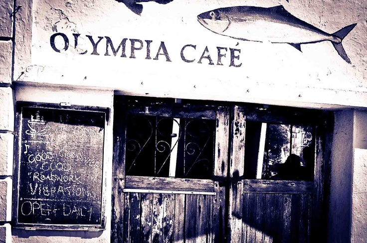 Olympia Cafe, Kalk Bay